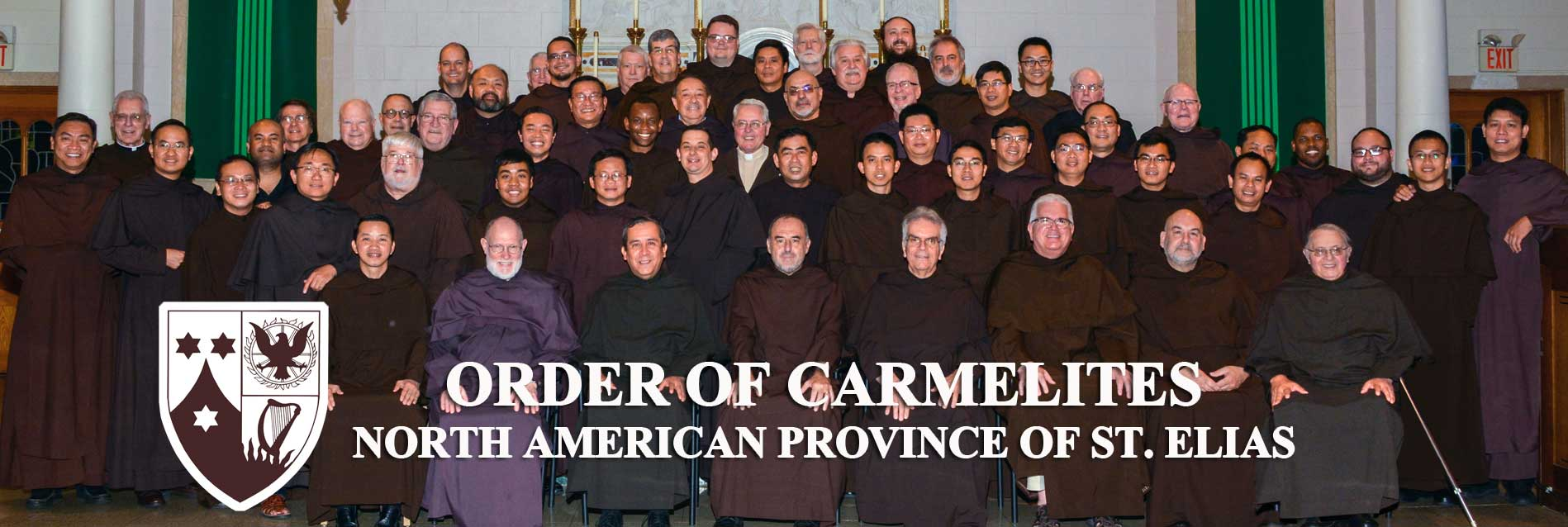 Carmelites Friars – North of American Province of St. Elias