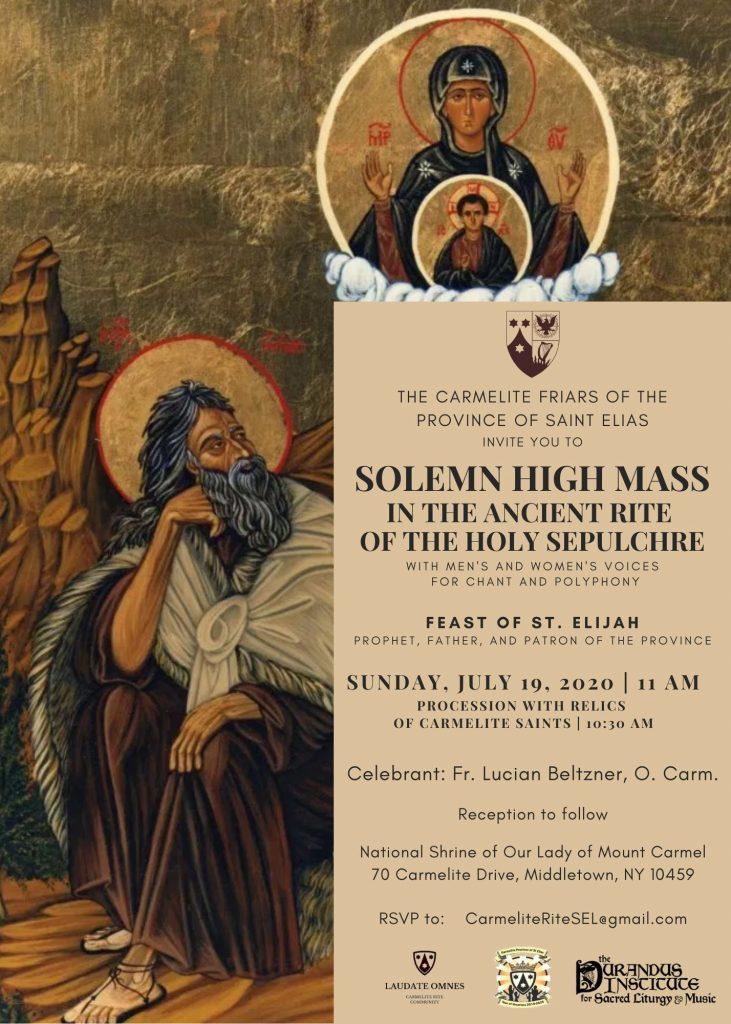 St. Elijah Mass